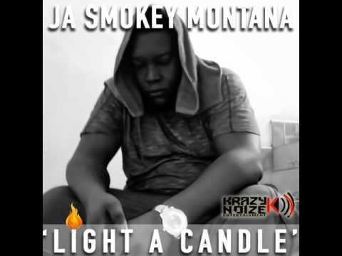 Smokey Montana light a candle