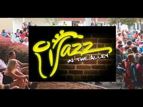 Jazz In The Alley- Norcross, GA