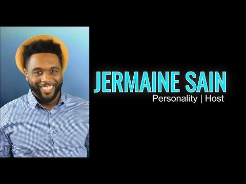 Jermaine Sain (Media Personality Reel)