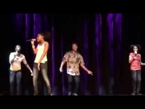 Keaun and Friends Performing At Destiny's Freedom Event
