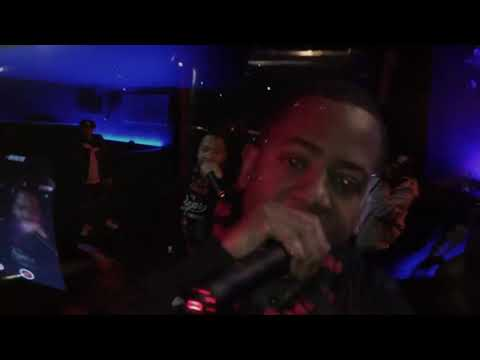 Lord superb & Lemar j - Live on stage - NYC