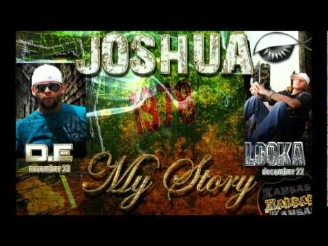 """""""I'm Amazing"""" by """"Joshua"""" (Looka from the Top & D.E. on the Rise) ft.Dwan"""