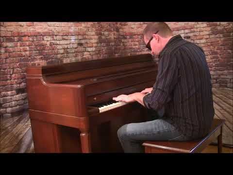 Let Me Tell You About a Girl I Know piano cover Andy Hensley