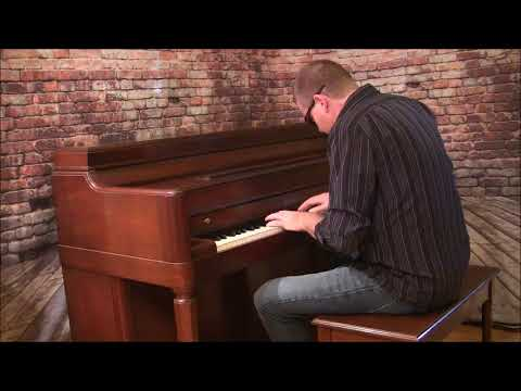 I Can't Fight this Feeling Anymore piano cover Andy Hensley