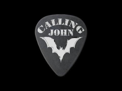 Calling John at Brew Rock