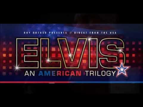 An Anthony Flake Gospel Elvis Cover  Aug 2018