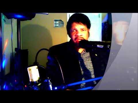 Elvis Gospel Cover Anthony Flake live Singing