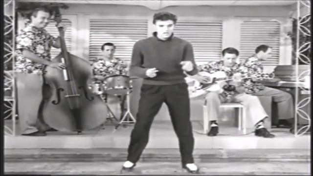 Gospel Elvis Version by Anthony Flake