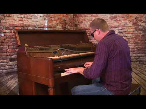Hoochie Coochie Man piano cover Andy Hensley