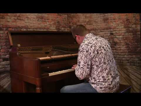 If I Could Turn Back Time piano cover Andy Hensley