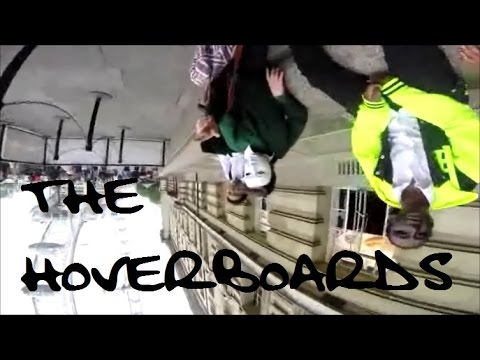 Take that Jingle | The Hoverboards
