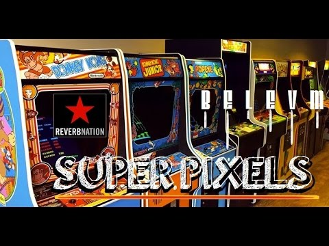 Super Pixels | by The Hoverboards