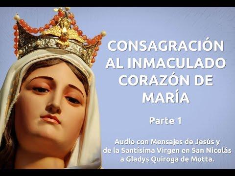 Consagración a María del Rosario de San Nicolás: Parte 1