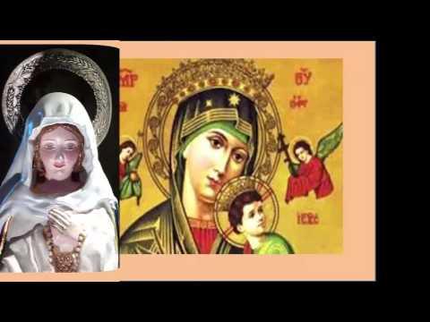 A vos te canto Maria . Efeta Eucarisita de Fe