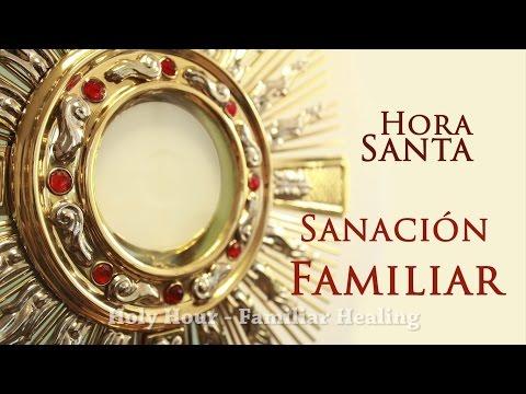 Hora Santa - Sanación Familiar - Pbro Martín Ávalos y Ministerio Dei Verbum