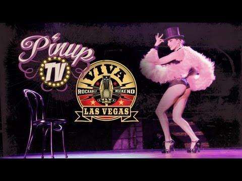 PinupTV Talks about Viva Las Vegas Rockabilly Weekend 2013