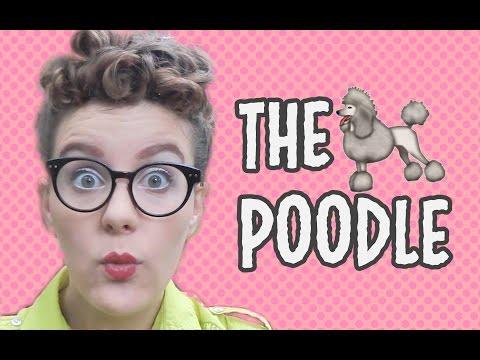 THE POODLE! | Attempts at retro hair styles | Paige Lavoie