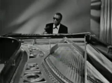 Ray Charles - My Bonnie