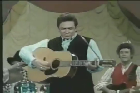 Johnny Cash - The One On The Right Is On The Left