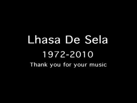 Lhasa De Sela - De Cara a la Pared - Tribute