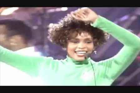 Whitney Houston - Anymore
