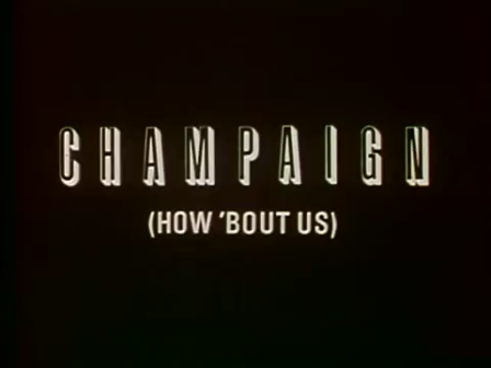 Champaign - How Bout Us