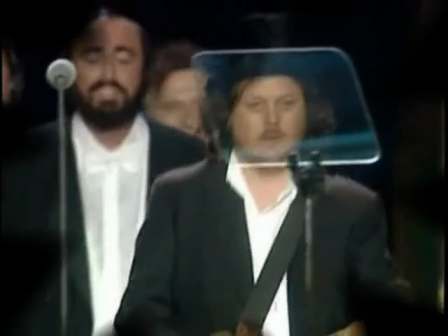 Pavarotti and Zucchero - Va Pensiero