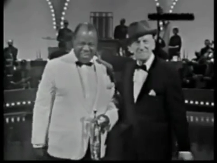 Louis Armstrong and Jimmy Durante - Old Man Time