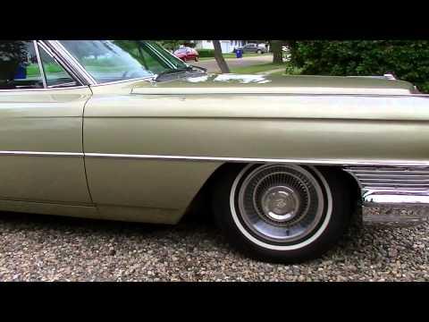 1964 Cadillac Sedan deVille walk around