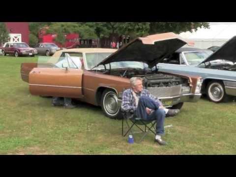 Cadillac & LaSalle Club Automobile Show at Gilmore Car Museum 2013