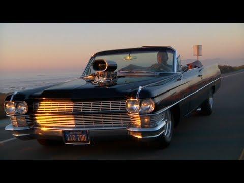 1964 Cadillac: Big, Black & Blown - BIG MUSCLE