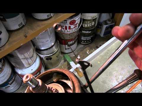Tilt Column Bowden Cable & Actuator Yoke Movement