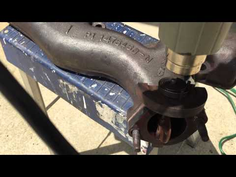 From Jason's Garage: Heat Riser Operation - Testing