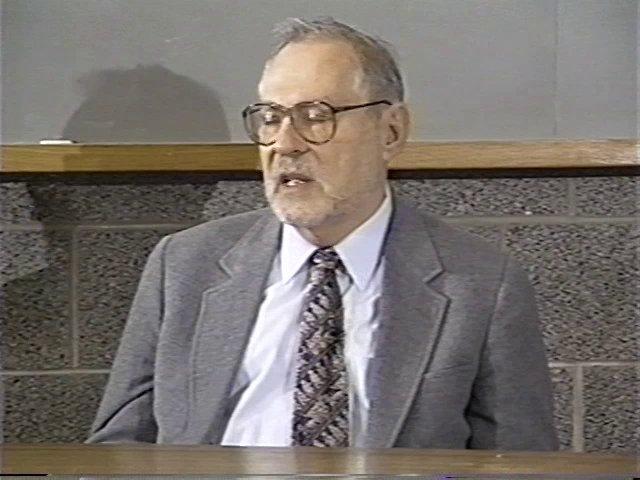 Murray Levine - 1996