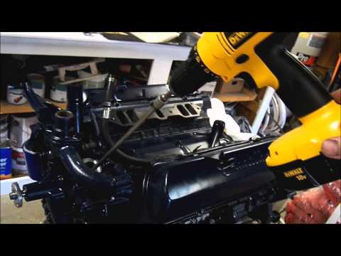 Jason Engine Project Pt 4 - Priming the Engine