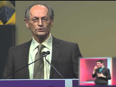 Michael Marmot speaks at the APHA 141st Annual Meeting in Boston (Part 3)