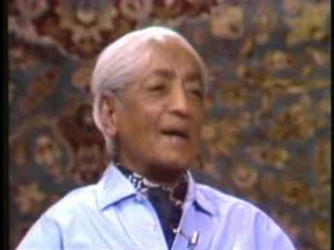 Krishnamurti with Chogyam Trungpa Rinpoche, part 1 of 5