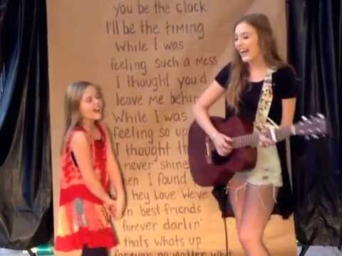 """Lennon & Maisy // """"That's What's Up"""" // Edward Sharpe & The Magnetic Zeros"""