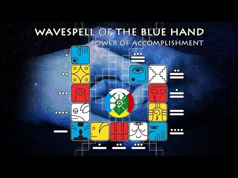 Dreamspell Journey - Wavespell 3 - Blue Hand - Power of Accomplishment