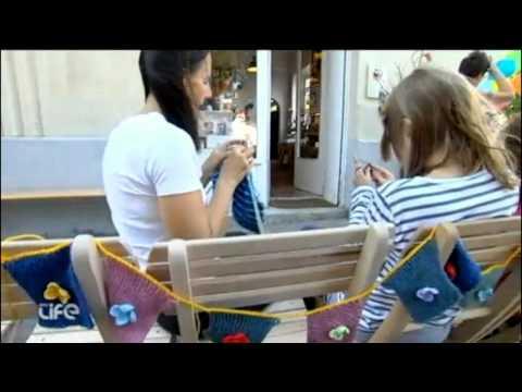 nadelspiel & Urban Knitting auf ATV