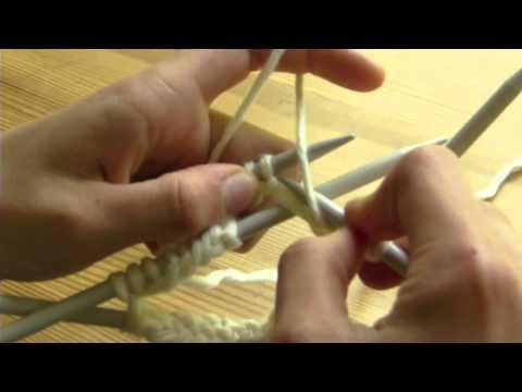 Handstulpen stricken Teil 1