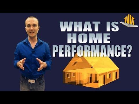 What IS Home Performance? Corbett's 4-3-2-1 Breakdown!