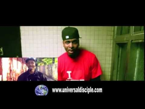 Universal Disciple - Reaching - Mixtape 3 - Untold Scriptures - Official Video