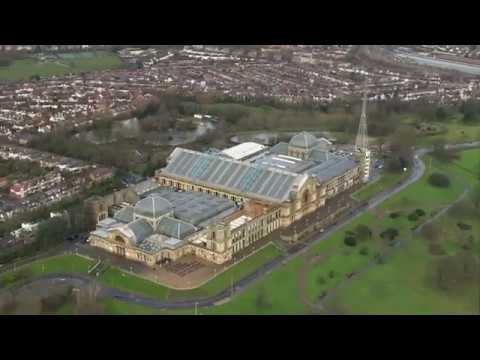 Alexandra Palace: Restoration reveals hidden theatre