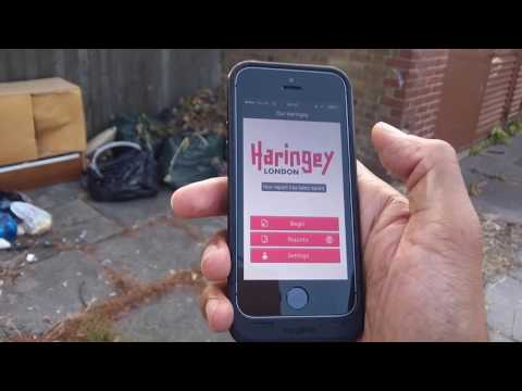 stage one haringey app