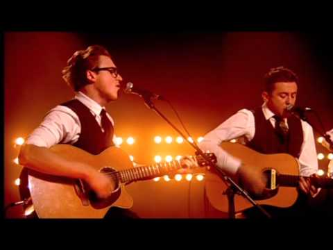 McFLY ACOUSTIC - NATIONAL LOTTERY