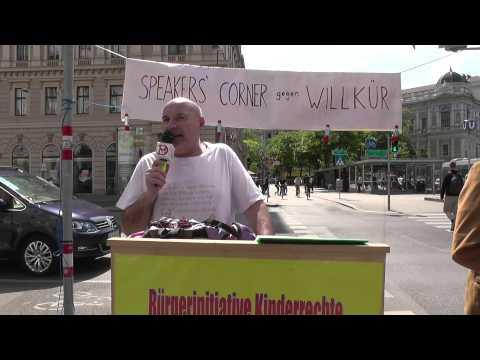 Hungerstreik und Wien