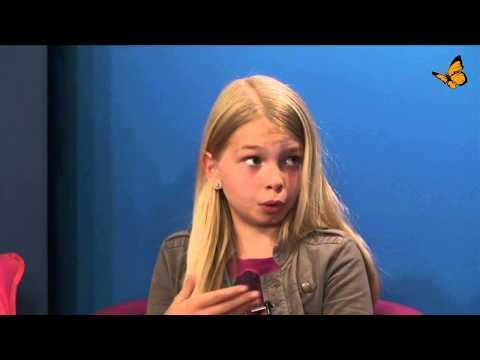 Entführt! Antonia (13 J.) floh direkt ins Studio von Bewusst.tv