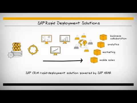 Grow and Innovate with SAP Rapid Deployment Solutions