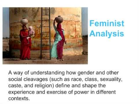Strengthening Equity-focused evaluations through insights from feminist theory and approaches